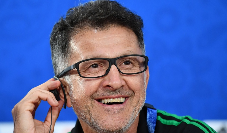 """Mundial 2018 Juan Carlos Osorio: Osorio: """"No vamos a levantar el pie del acelerador"""""""