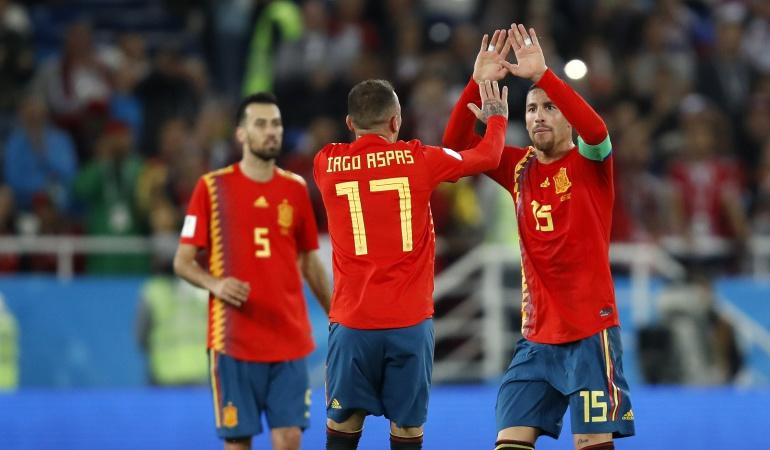 España 2-2 Marruecos Mundial Rusia 2018: España empató con Marruecos y se enfrentará a Rusia en la próxima ronda