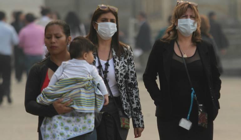 Enfermedades Respiratorias: MinSalud reporta cerca de 400 fallecimientos por infecciones respiratorias