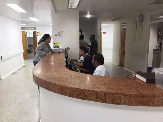 Crisis hospital de San Andrés: Operador de hospital de San Andrés responde a Supersalud tras sanción