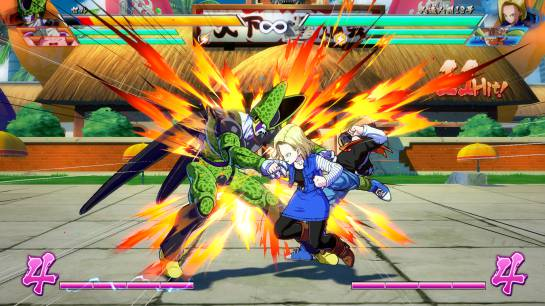 Dragon Ball Nintendo Switch 28 de septiembre: Dragon Ball FighterZ llegará a Nintendo Switch