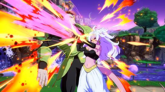 Dragon Ball Nintendo Switch 28 de septiembre: Dragon Ball FighterZ llegará a Nintendo Switch