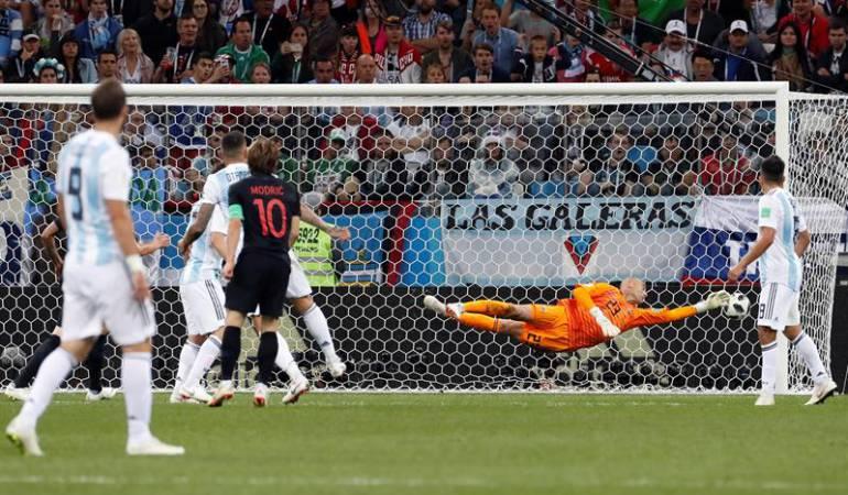 Selección Argentina de Fútbol: ¿Podrá Armani salvar a Argentina?