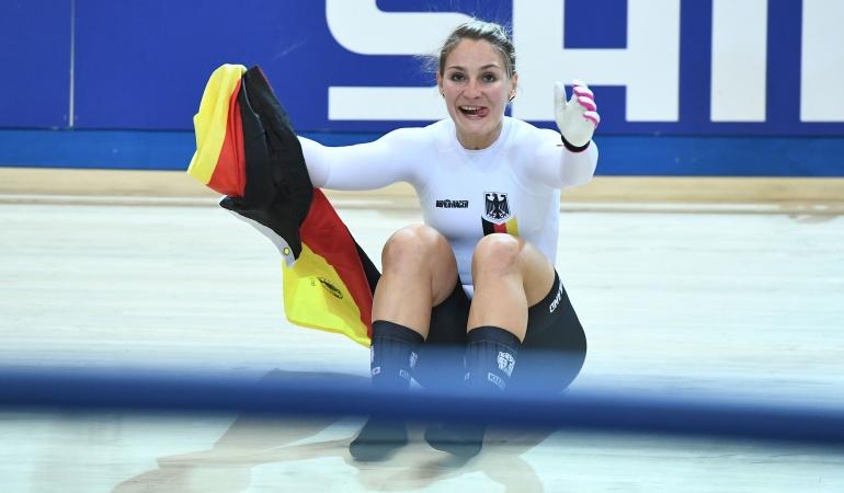 Kristina Vogel: Campeona olímpica de ciclismo sufrió un grave accidente en Alemania