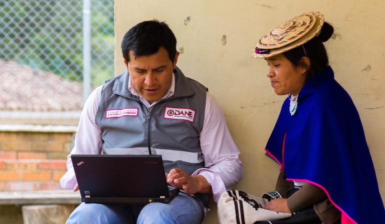 Censo de población en Colombia: Solo hasta agosto se conocerán resultados preliminares del censo