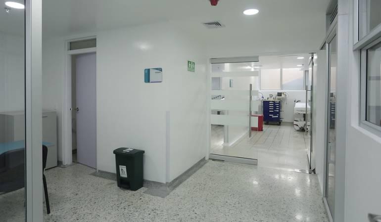 Lactario: Un lactario para el Instituto Nacional de cancerología de Bogotá