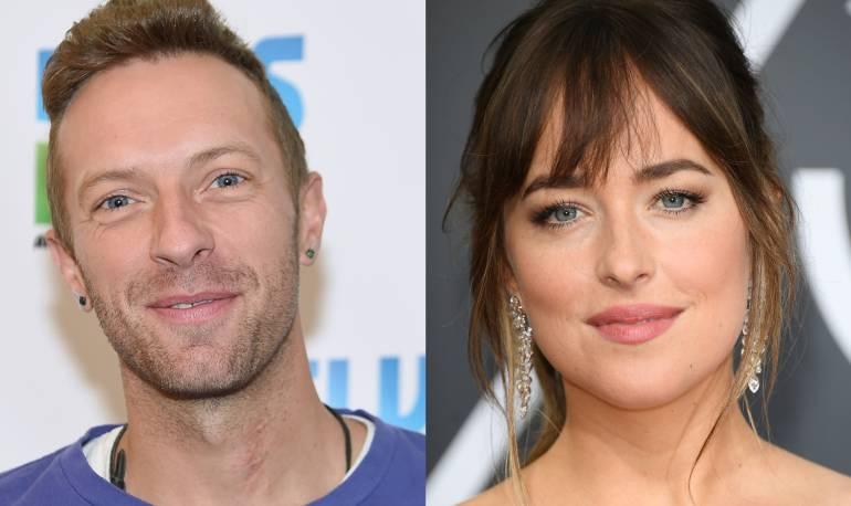 Relaciones sentimentales de famosos: Chris Martin y Dakota Johnson viven su particular luna de miel en Malibú