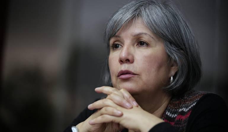 Patricia Linares Prieto, presidente de la Jurisdicción Especial para la Paz