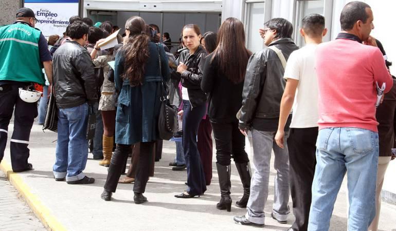 Aumentó el desempleo en Chile en el trimestre marzo-mayo