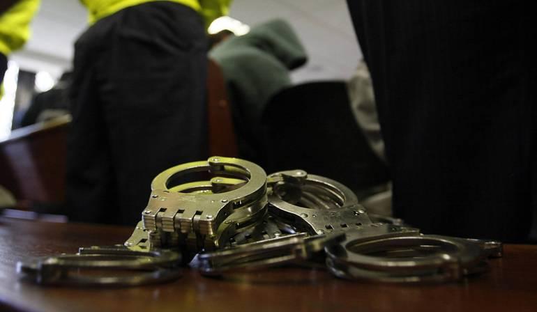 tráfico de estupefacientes: Capturados 66 integrantes del Clan del Golfo en Antioquia y Chocó