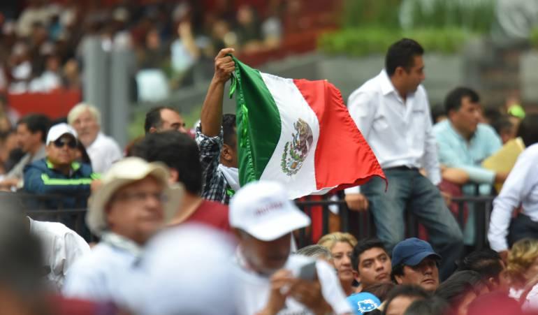 Elecciones Presidenciales México: México recibió 97.000 votos de ciudadanos en extranjero para presidenciales
