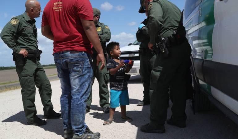 Frontera México y Estados Unidos: México pide a la ONU que se mantenga involucrada en caso de niños separados