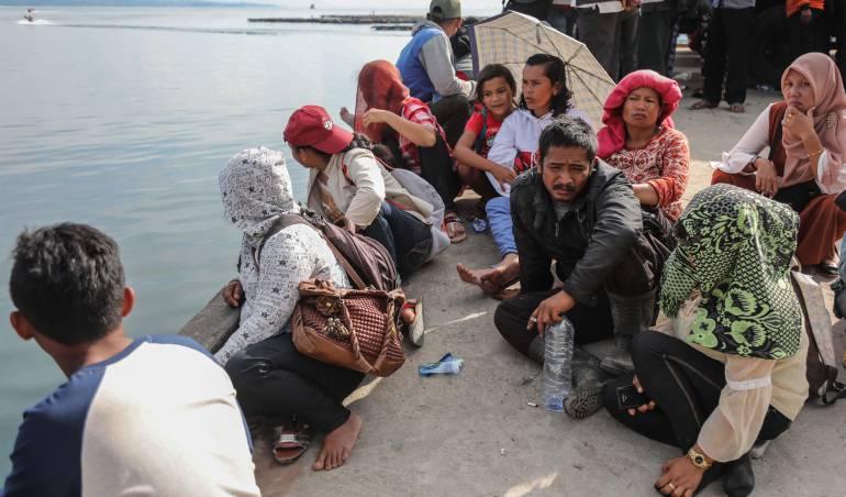 Inmigrantes: Cerca de centenar de desaparecidos por naufragio de inmigrantes en Libia