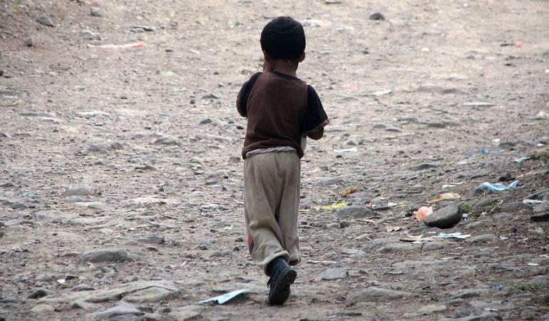 """Historia Pobreza infantil: """"No comas renacuajos"""", una historia sobre la pobreza infantil en Colombia"""