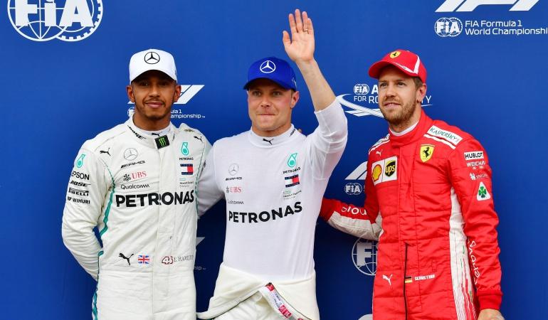 GP Austria pole position Valtteri Bottas: Valtteri Bottas gana la pole position en el Gran Premio de Austria