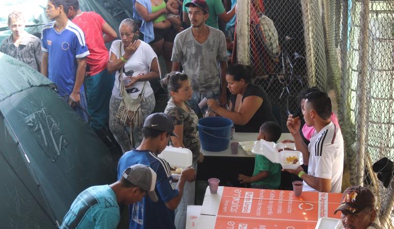 refugios en Valdivia: Denuncian fallas en la atención en albergues de Valdivia