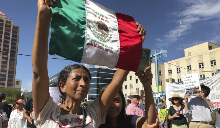 política de cero tolerancia: Miles de personas protestaron en EE.UU. contra política migratoria de Trump
