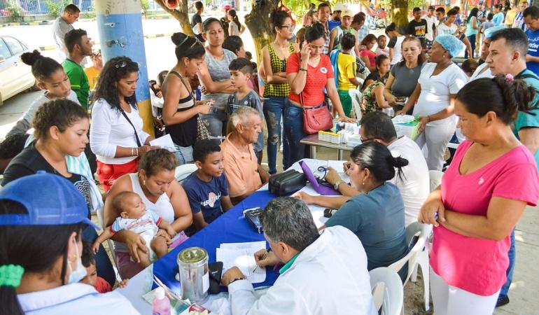 Crisis Venezuela: Venezolanos irregulares también deben recibir atención en salud: Corte