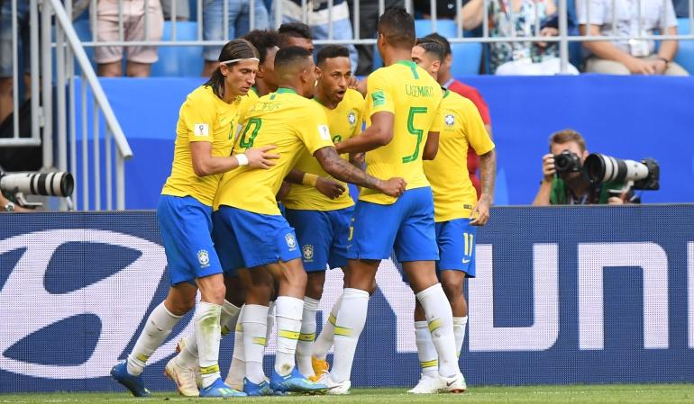 En vivo Brasil México Mundial Rusia 2018: Brasil deja en el camino a México y se mete a los cuartos de final en Rusia