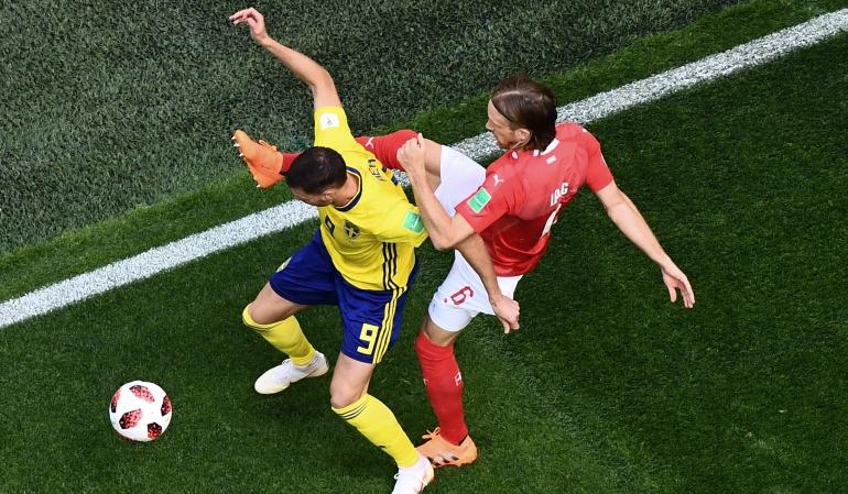 Suecia vs Suiza Online: Suecia dejó en el camino a Suiza y se enfrentará ante Inglaterra