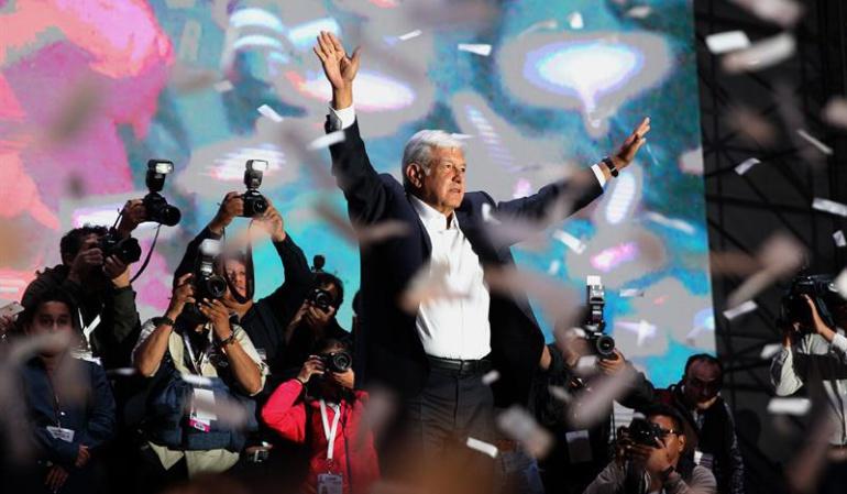 Elecciones México: El mundo felicita a López Obrador por su victoria en elecciones históricas