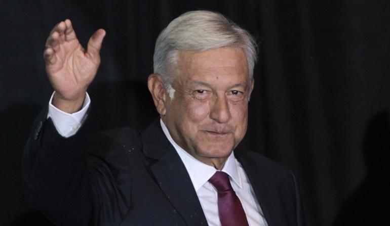 """Elecciones México: López Obrador dice que """"tenderá la mano"""" al Gobierno de Donald Trump"""