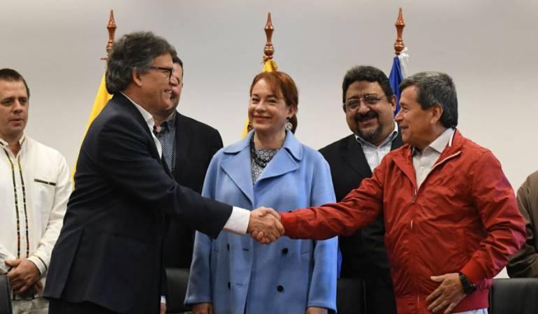 Julio será un mes crucial para la paz — Colombia