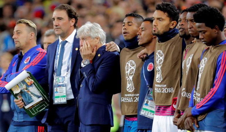 Colombia - Inglaterra en vivo online: No pudo ser: Colombia cayó con valentía ante Inglaterra y dice adiós