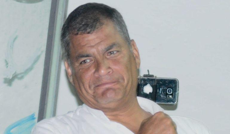 Rafael Correa enviado a la cárcel en Ecuador: Juez dicta orden de prisión y circular roja contra Rafael Correa