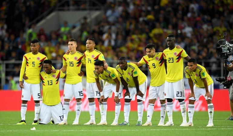 Calificación jugadores Selección Colombia: ¿Cómo le fue a los 23 jugadores de la Selección en el Mundial de Rusia?
