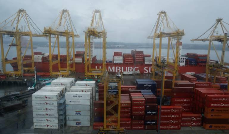 Exportaciones Colombianas: Exportaciones en mayo crecieron un 5% de acuerdo con el DANE