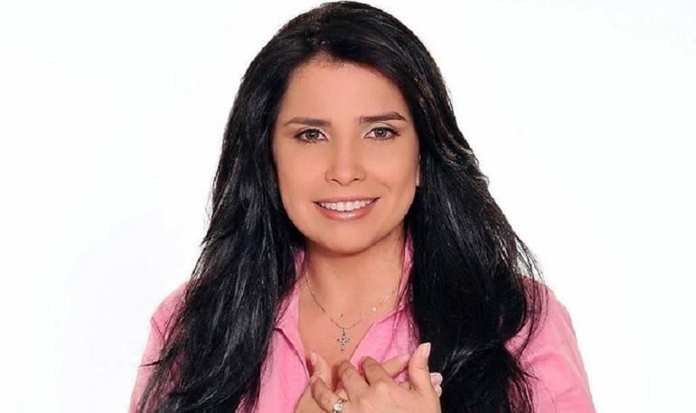 Aida Merlano, senadora electa 2018.