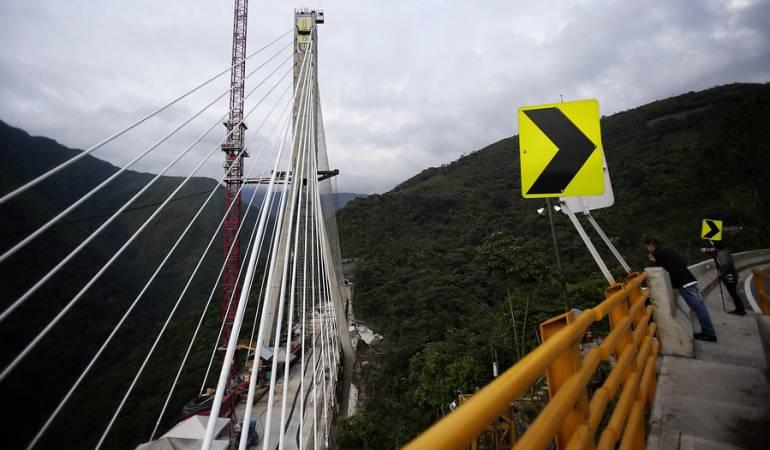 Demolición puente de Chirajara: La próxima semana será demolido el puente Chirajara