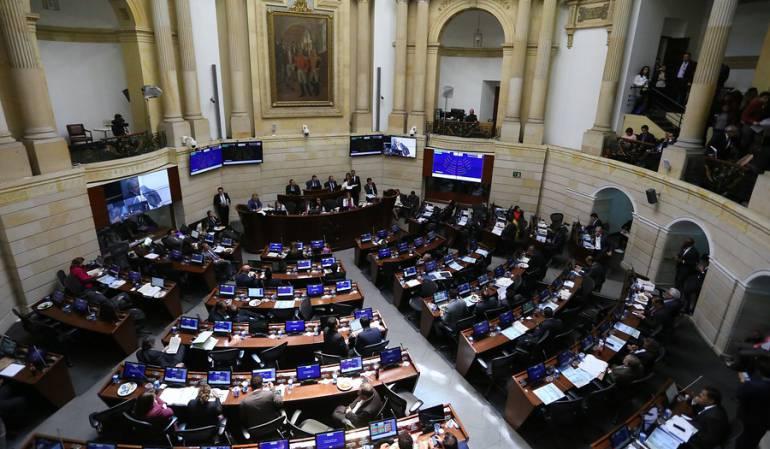 Presidencias Gobierno Congreso: La otra semana coalición de Gobierno define presidencias del Congreso
