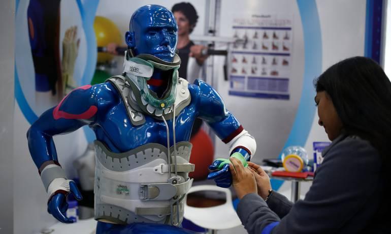 """Ferias de la salud: Inició en Colombia """"Meditech"""" la Feria Internacional de la Salud"""