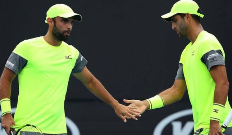 Cabal Farah Wimbledon: Cabal y Farah avanzan a la segunda ronda de Wimbledon