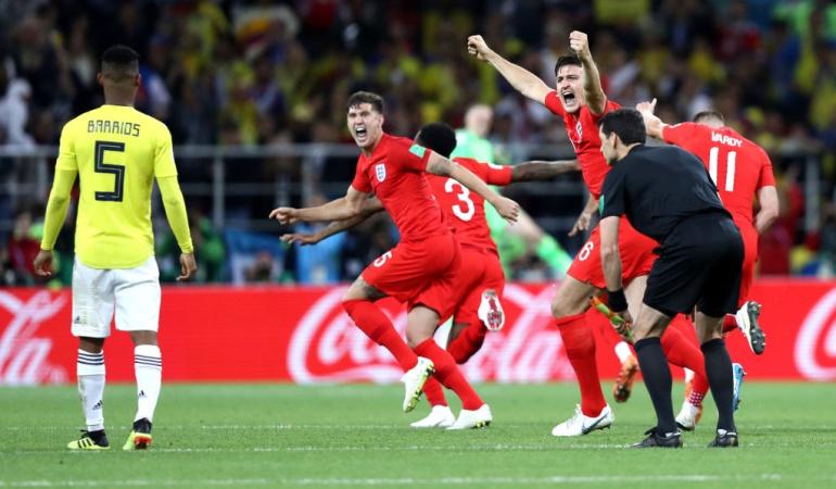 """Stones Colombia Inglaterra Mundial Rusia 2018: Stones: """"Colombia es probablemente el equipo más sucio que he enfrentado"""""""