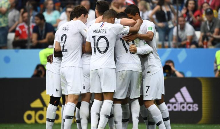 Francia Uruguay cuartos de final Rusia 2018: Francia, primer semifinalista tras vencer con comodidad a Uruguay