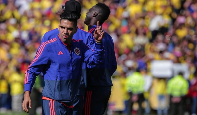 """Falcao bienvenida Selección Colombia: Falcao: """"No se trata de ser conformistas, sino agradecidos"""""""