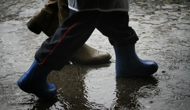 Ola invernal: Más de 2.000 damnificados deja el invierno en el Puerto Carreño, Vichada