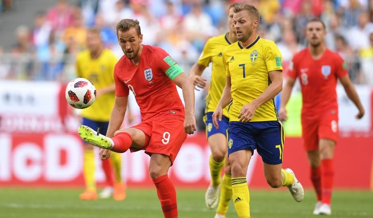 Suecia 0-2 Inglaterra online: Inglaterra derrota a Suecia y regresa a unas semifinales tras 28 años