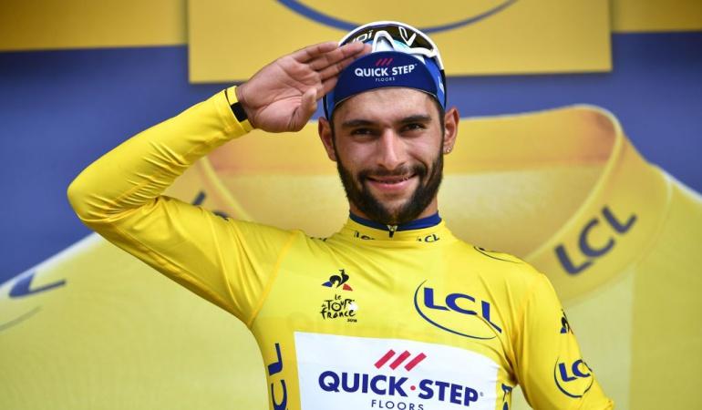 Tour de Francia Fernando Gaviria: ¡HISTÓRICO! Gaviria gana y es el segundo colombiano en liderar un Tour