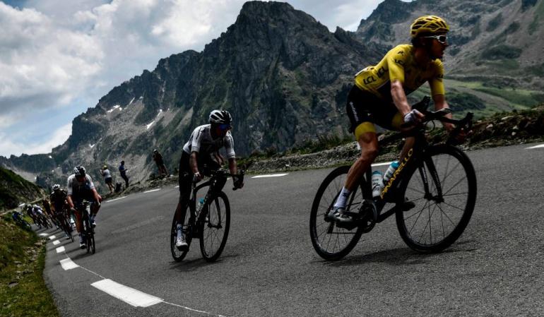 Clasificación Tour de Francia 2018: Clasificaciones Tour de Francia, edición 105