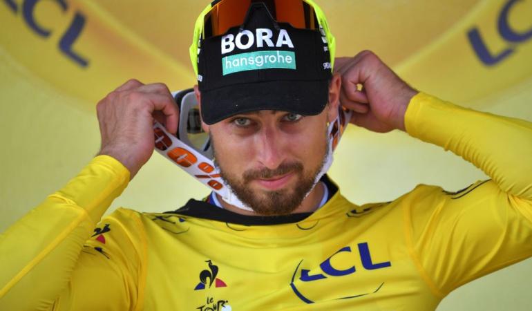 Segunda etapa Tour de Francia 2018: Peter Sagan ganó la segunda etapa y es nuevo líder del Tour