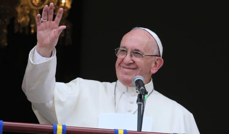 Cambio climático: El Papa pidió a gobiernos cumplir compromisos con el medio ambiente