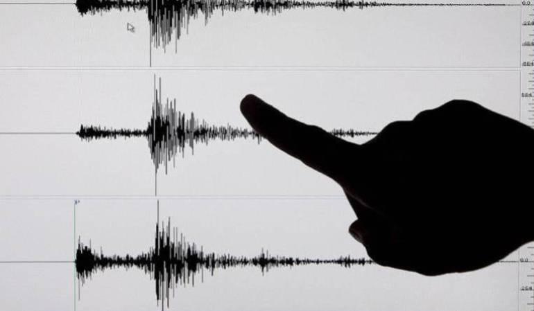 Sismo: Un terremoto de magnitud 6 en la escala Richter sacudió el centro de Japón