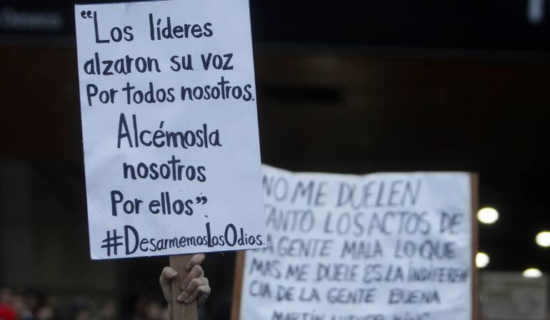 Asesinatos a líderes sociales: ONU ofrece apoyo a Colombia para contrarrestar la violencia