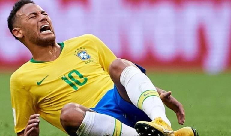 Neymar: #RollingNeymar, la tendencia que se apodera de las escuelas de fútbol