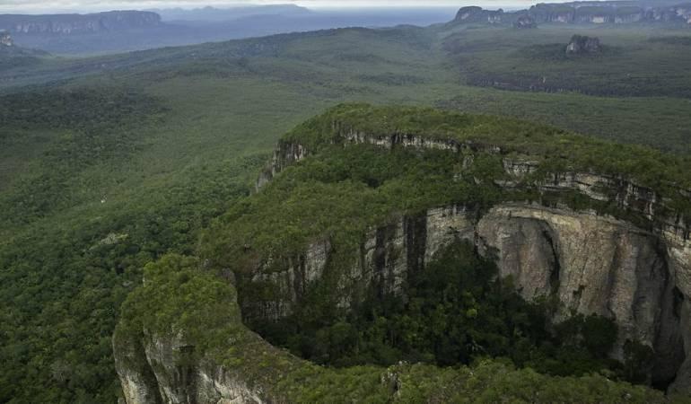 Colombia recibe millonaria inversión para temas ambientales