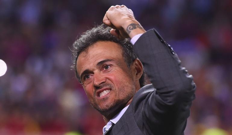 Luis Enrique nuevo entrenador selección España: Luis Enrique es el nuevo entrenador de la Selección de España